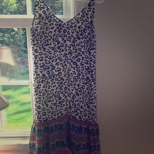 Cabi boho dress. Great for cruising!